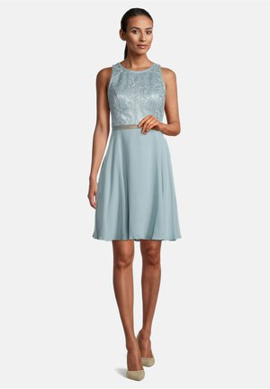 Cocktail dress / Party dress - gray mist