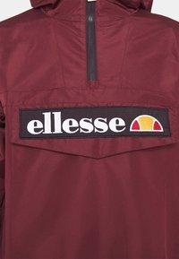 Ellesse - MONT  - Windbreaker - burgundy - 6