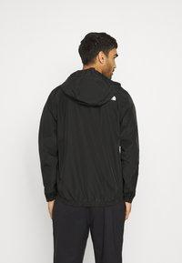 The North Face - WATERPROOF FANORAK - Hardshell jacket - black - 2