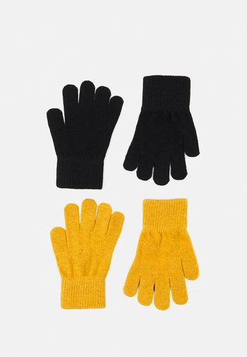 MAGIC GLOVES 2 PACK - Guanti - mineral yellow