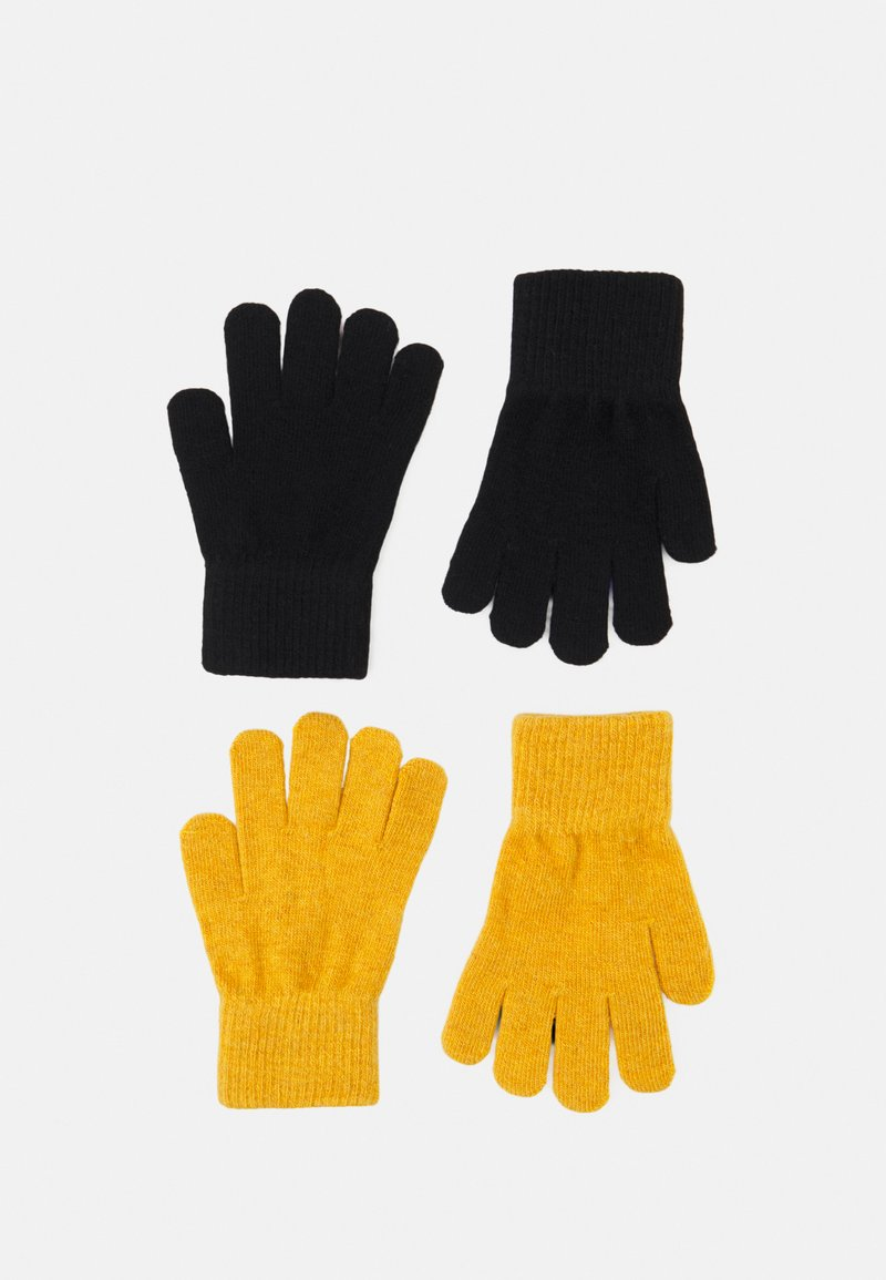 CeLaVi - MAGIC GLOVES 2 PACK - Guanti - mineral yellow