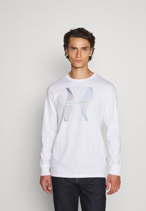 JCOSTEVEN TEE - Long sleeved top - white