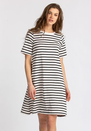 ERLI - Jersey dress - white