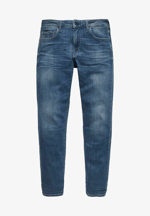 KATE BOYFRIEND - Straight leg jeans - faded spruce blue