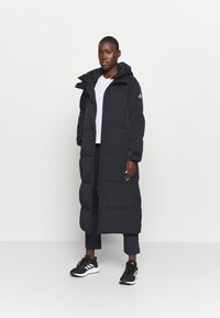 adidas Performance - URBAN OUTDOOR JACKET - Down coat - black - 1