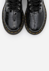 Dr. Martens - 1460 PASCAL - Lace-up ankle boots - black - 5