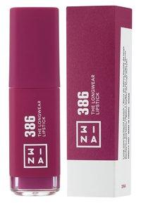 3ina - THE LONGWEAR LIPSTICK - Liquid lipstick - 386 - 1