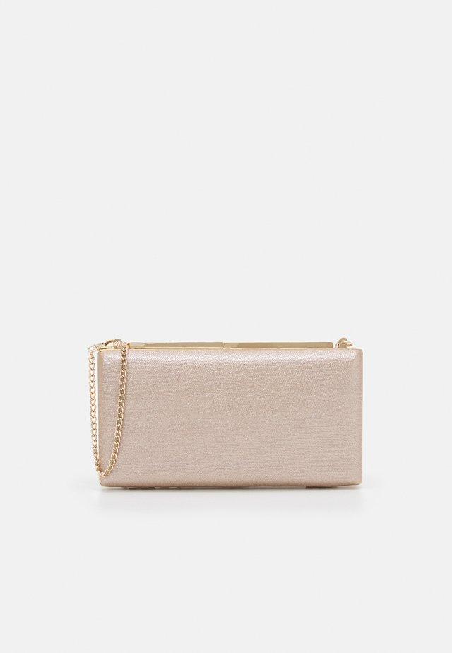 KADIE BOX - Pochette - blush