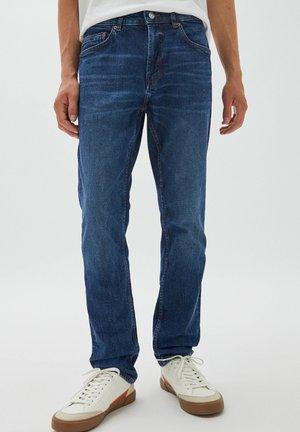 Džíny Slim Fit - dark-blue denim