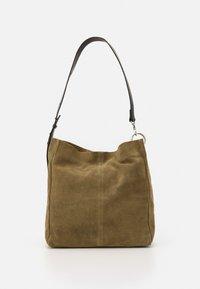 Topshop - LENA - Shopping bag - khaki - 0