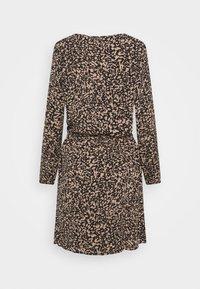 ONLY - ONLNOVA LUX DRAW STRING DRESS - Kjole - black - 7