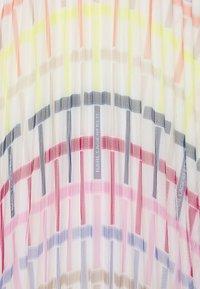 KARL LAGERFELD - PRINTED PLEAT SKIRT - A-Linien-Rock - multi-coloured - 2