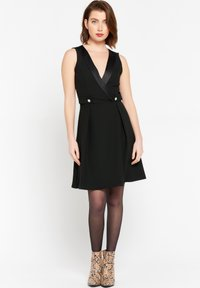 LolaLiza - Shift dress - black - 1