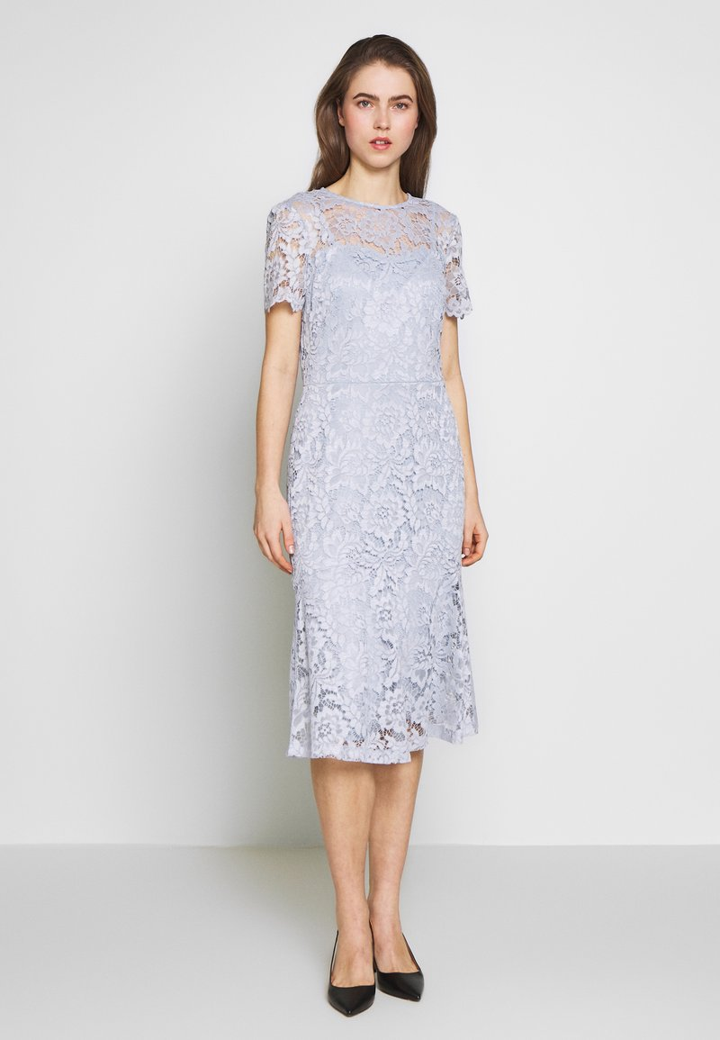 Lauren Ralph Lauren - KAMI DRESS - Vapaa-ajan mekko - toile blue