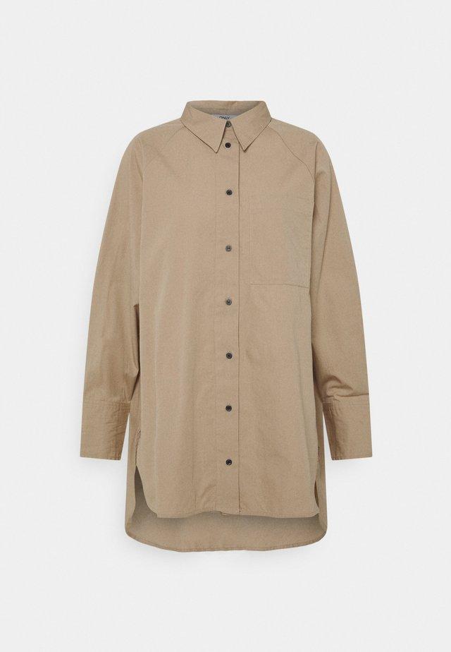 ONLSELMA NEW  - Button-down blouse - silver mink