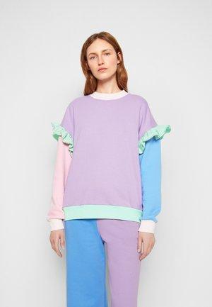 BRIDGET - Sweatshirt - colourblock