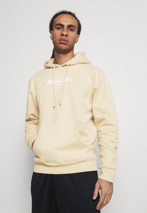 PINSCRIPT HOODY - Sweatshirt - khaki