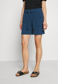 ONLY - ONLSAGE RUNA LIFE  STRIPE   - Shorts - insignia blue - 0