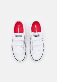 Converse - STAR PLAYER TRIPLE UNISEX - Sneakers laag - white/navy/red - 3