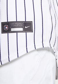 Nike Performance - MLB NEW YORK YANKEES OFFICIAL REPLICA HOME - Klubové oblečení - white/navy - 5