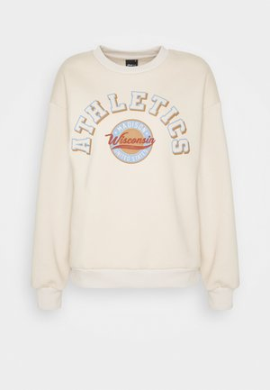 RILEY SWEATER - Sweatshirt - off-white