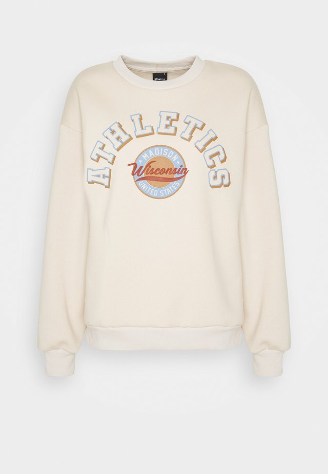 RILEY SWEATER - Sweatshirts - off-white