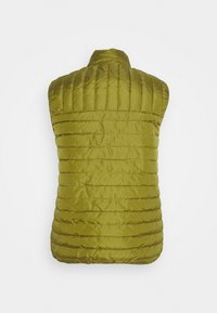 Only & Sons - ONSPAUL QUILTED VEST - Väst - fir green - 1