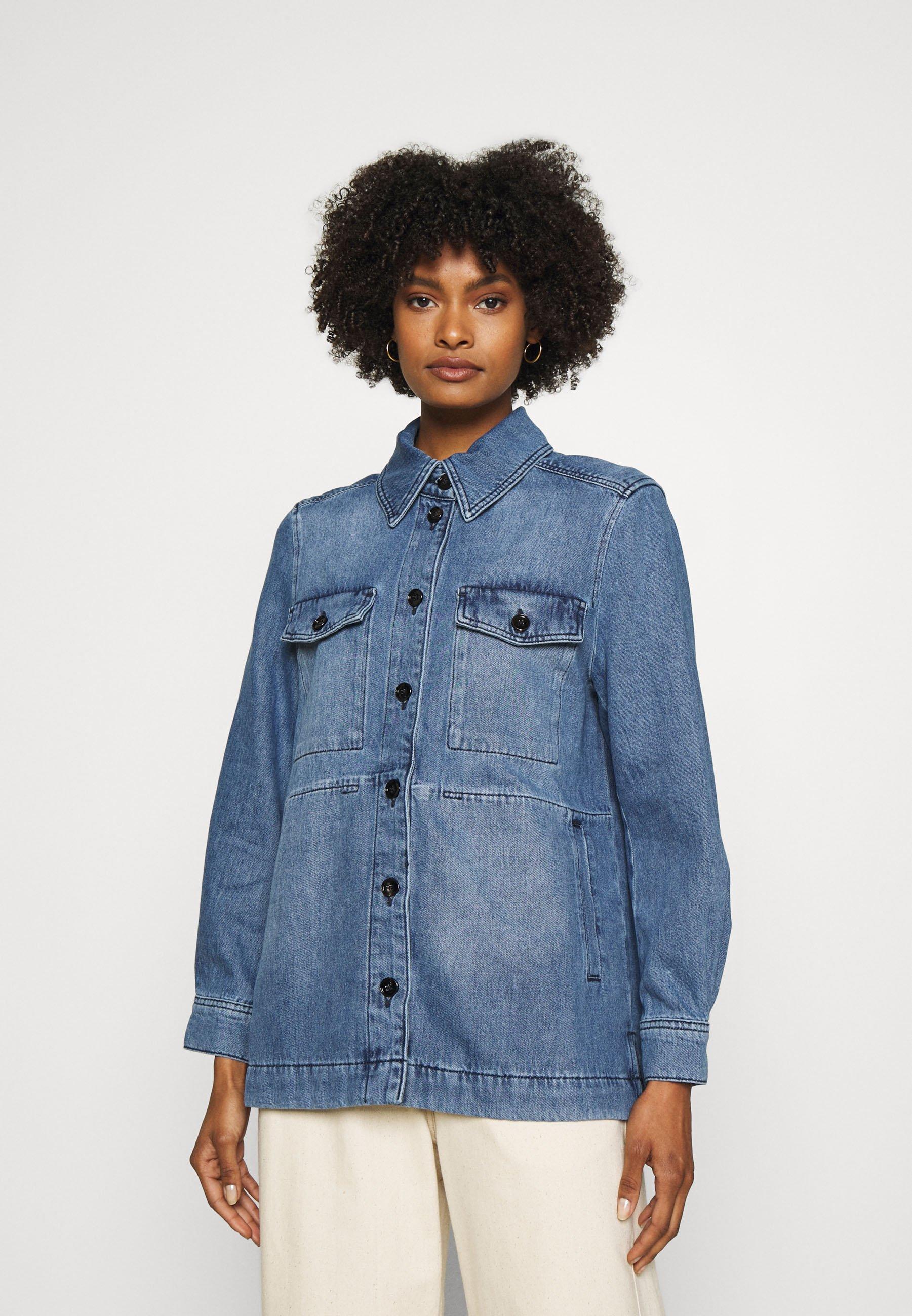 Femme NATHEN - Veste en jean