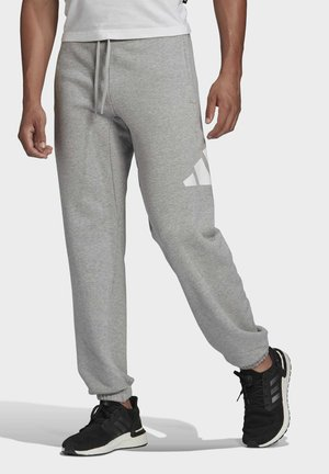 3B REGULAR PANTS - Pantaloni sportivi - grey
