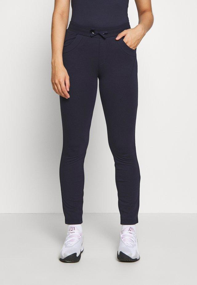 SAMY - Spodnie treningowe - eclipse blue