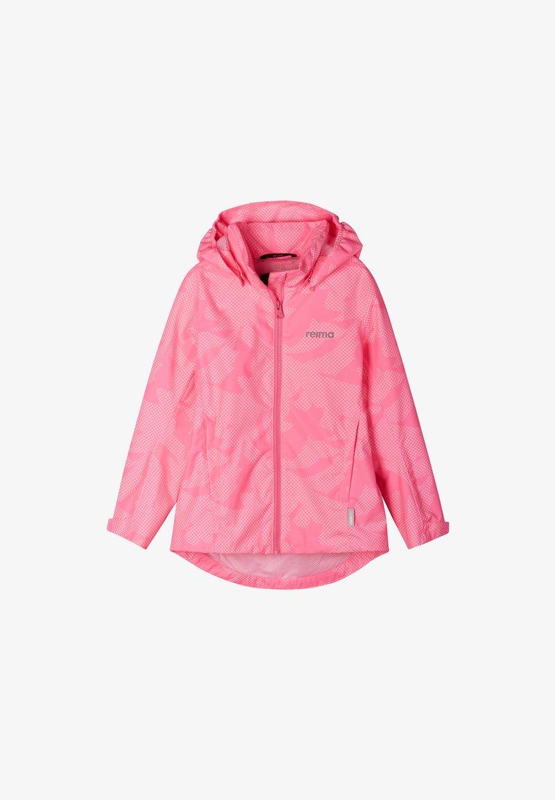 Reima - VALKO - Waterproof jacket - neon pink