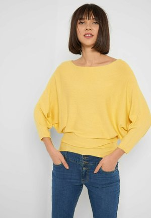 Jumper - canarie yellow