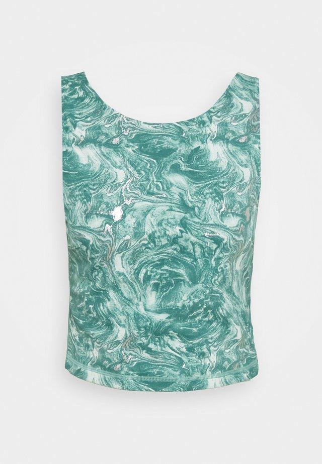WORKOUT VEST - Top - pale aqua green/water