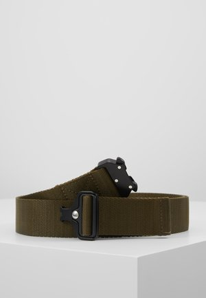 WING BUCKLE BELT - Belt - olive