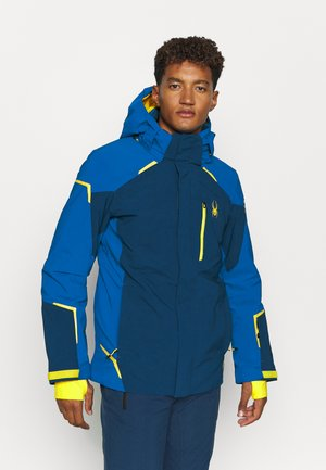 COPPER - Kurtka snowboardowa - dark blue