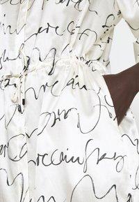 Marc Cain - Shirt dress - off white - 5