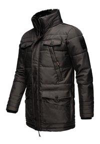 Navahoo - LUAAN - Winter coat - dark grey - 5