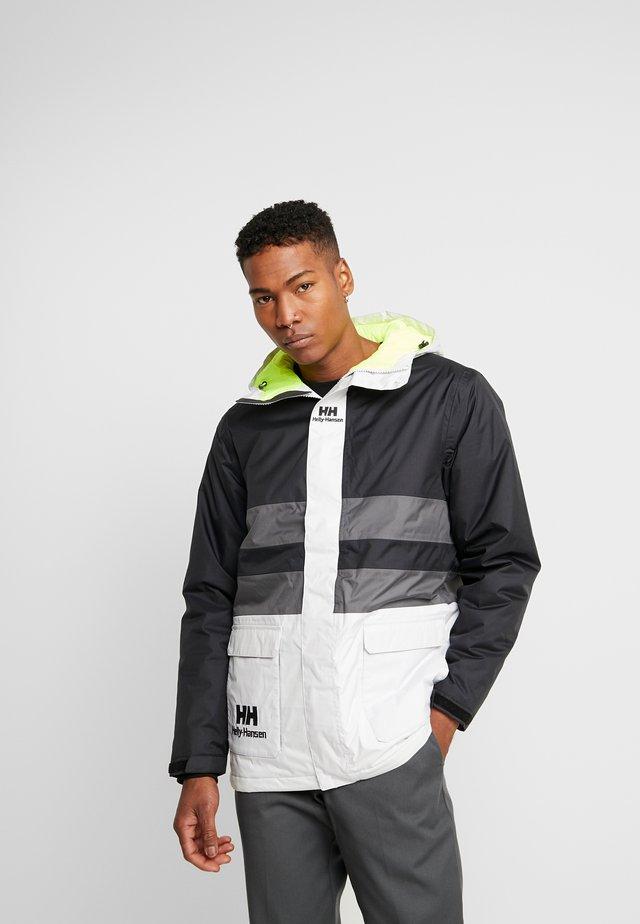 RAIN JACKET - Waterproof jacket - black