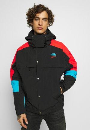 EXTREME RAIN JACKET - Summer jacket - black