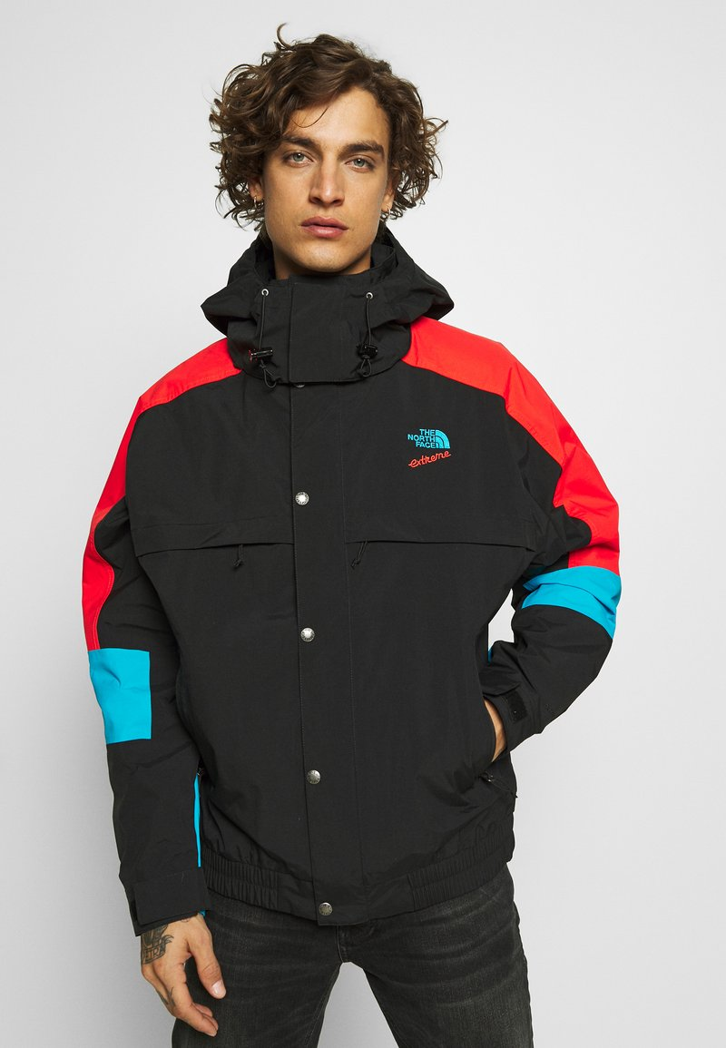 The North Face - EXTREME RAIN JACKET - Lehká bunda - black