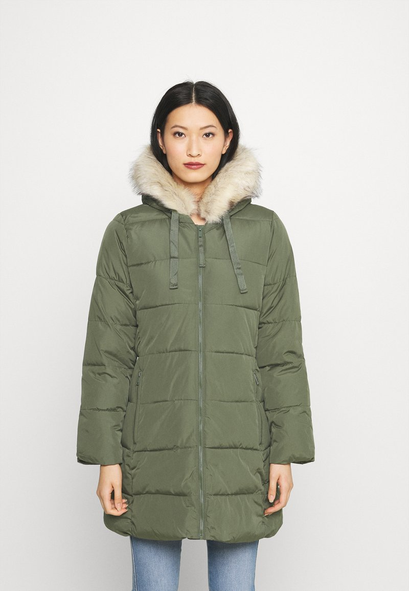 GAP - PUFFER - Winter coat - greenway