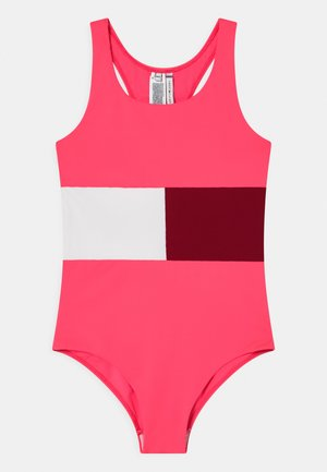 Swimsuit - watermelon pink
