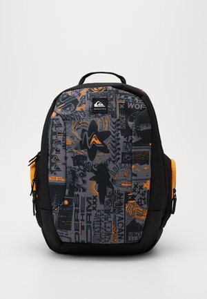 SCHOOLIE YOUTH - Rucksack - flame orange