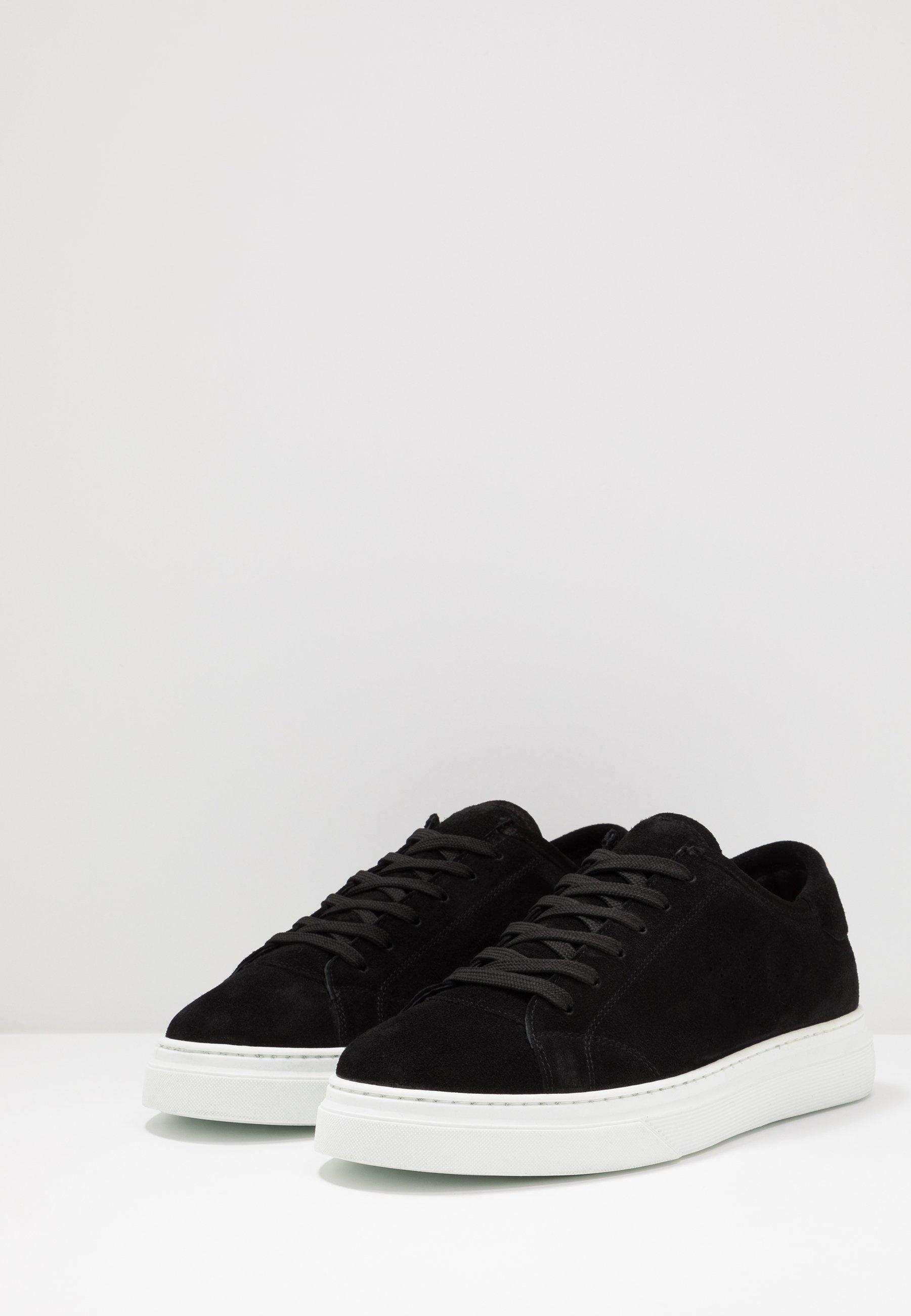 Bianco BIADANI - Sneakers basse - black | Scarpe 2020