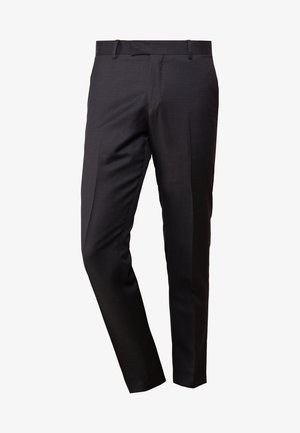 GORDON - Suit trousers - iron gate