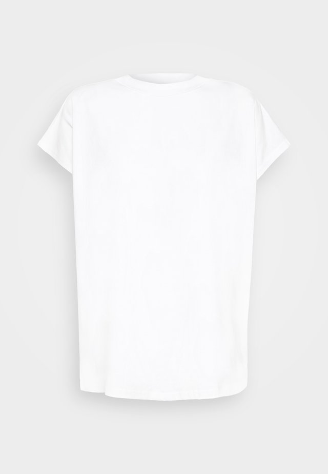 PRIME - Basic T-shirt - white