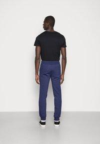 Pier One - Teplákové kalhoty - mottled dark blue - 2