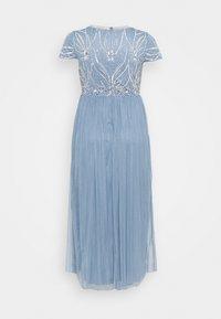 Sistaglam Curve - LILLIS - Koktejlové šaty/ šaty na párty - light blue - 1