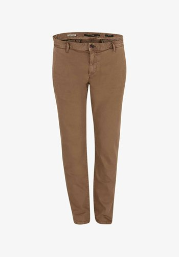 Trousers - brown (beige-nature)