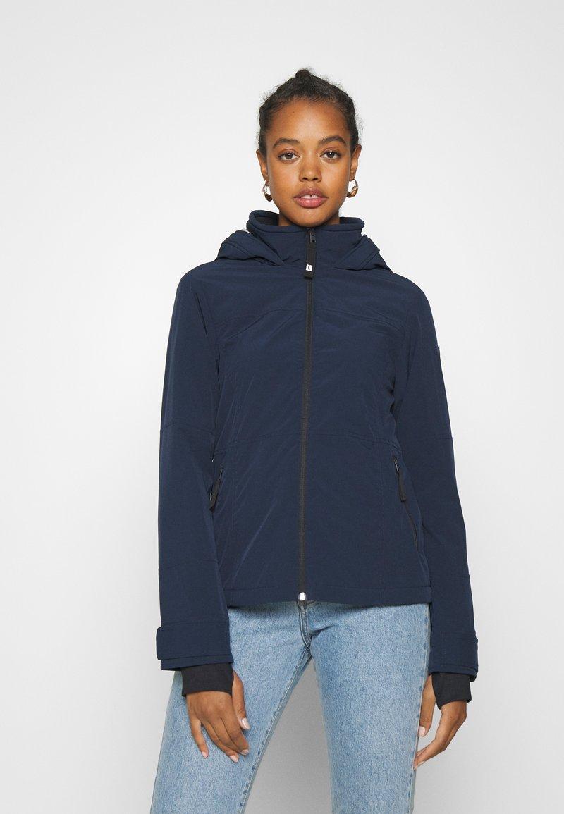 Hollister Co. - Light jacket - navy
